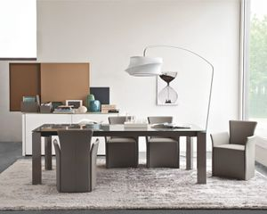 Calligaris glass table for Sale in New York, NY