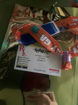 Rolling loud concert tickets 2019 nyc for Sale in Harrisburg, PA