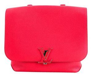 Louis Vuitton Volta Rubis Red Taurillon Leather Shoulder Bag for Sale in Las Vegas, NV