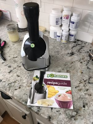 Yonanas machine for Sale in Wake Forest, NC