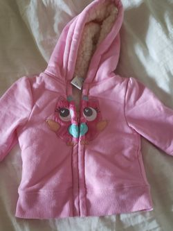 Baby Girl Jacket Like New for Sale in Jersey City,  NJ