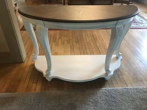 Sofa/side table - brand new for Sale in Fresno, CA