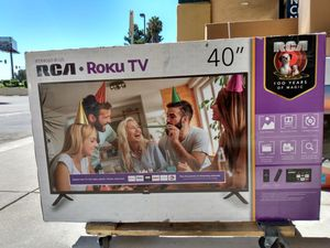 "40"" RCA ROKU TV for Sale in Colton, CA"