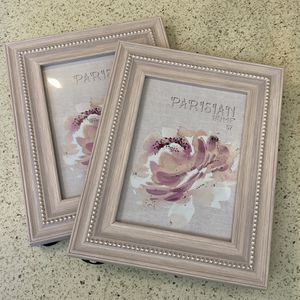 """Picture Frame (x2) - 4.5"""" x 6.5"""" for Sale in Midway City, CA"""