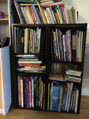 Two small bookshelves for Sale in Washington, DC