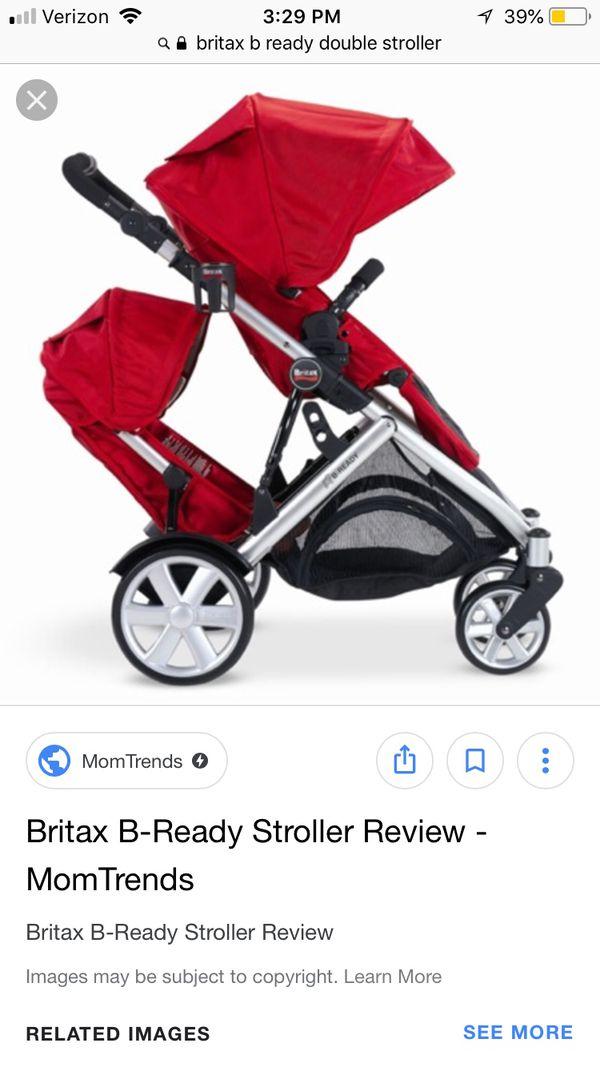 Britax B Ready Double Stroller For Sale In San Antonio Tx Offerup