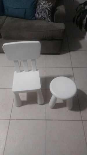 Kids chairs for Sale in Riverview, FL