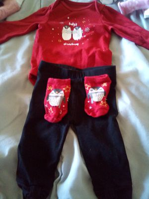 Like new newborn baby girl clothes for Sale in Sully Station, VA