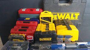 Dewalt, Milwaukee, Diablo, Bosch, Kobalt, Ryobi for Sale in Morton, WY