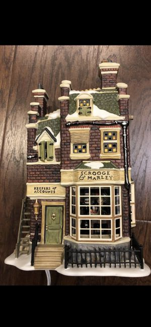 Department 56 - Scrooge & Marley's Counting House for Sale in Huntington Beach, CA