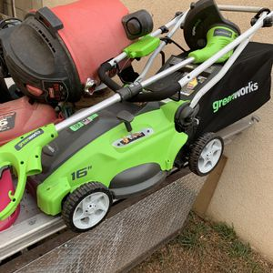Electric mower and Weedwhacker for Sale in Long Beach, CA