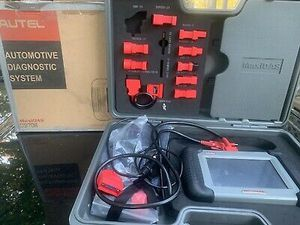 Autel maxidas ds708 diagnostic scanner for Sale in Bell, CA