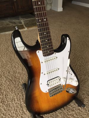 Squire (Fender) Bullet HSS Strat for Sale in Manson, WA