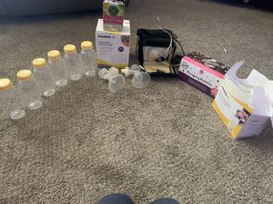 Medela breast pump and accessories for Sale in Baltimore, MD
