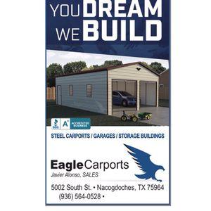 Eagle Carports for Sale in Nacogdoches, TX