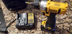 Dewalt 12v impact drill for Sale in Sarasota, FL
