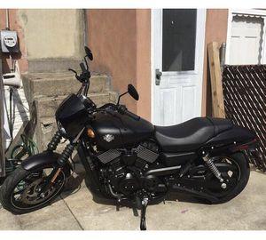 2016 Harley Davidson XG750 Street for Sale in Philadelphia, PA