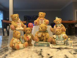Cherished Teddies Collectibles/birthday cherished teddies for Sale in Beachwood, NJ