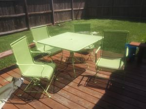New And Used Patio Furniture For Sale In Houston Tx Offerup
