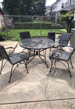 Patio furniture! for Sale in Chicago, IL