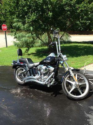 2004 Harley Davidson FXSTI, Low Miles for Sale in Glen Allen, VA