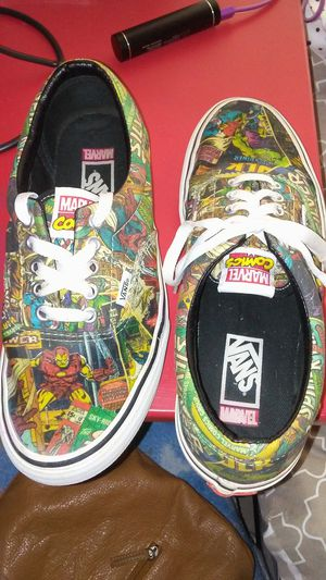 Marvel Comics Vans for Sale in West Palm Beach, FL