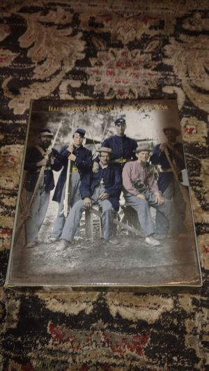 Civil War book set for Sale in Tampa, FL