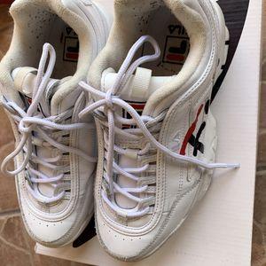 Fila Sneakers for $55 for Sale in Miami, FL
