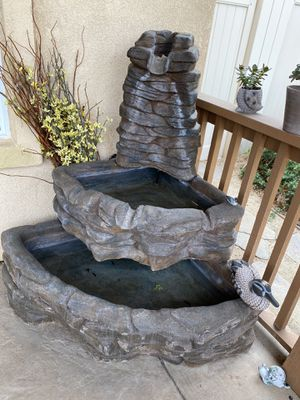 Fountain for Sale in Moreno Valley, CA