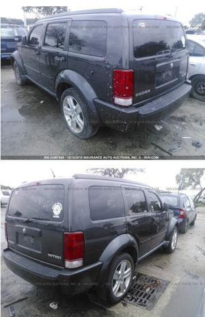 Parting Out Dodge Nitro (entire car NOT for sale) for Sale in Atlanta, GA