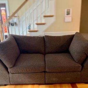 Crate and Barrel Sofa - Cash Only for Sale in Boston, MA