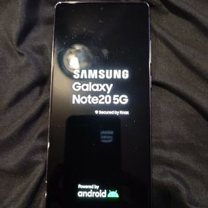 Samsung Galaxy Note 20 5g for Sale in Cabazon, CA