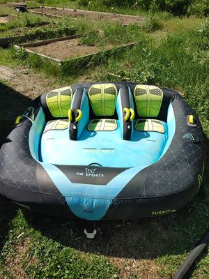 3 person seated boat tube for Sale in Longmont, CO