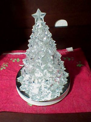 11 1/2 '' LED battery operated Christmas Tree for Sale in Redlands, CA