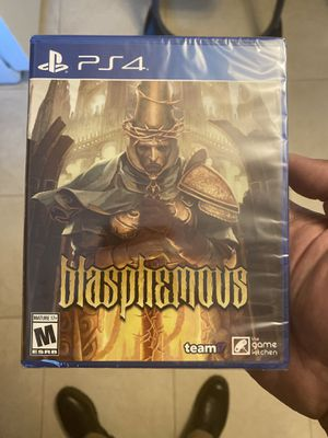 Blasphemous PS4 New for Sale in Queens, NY