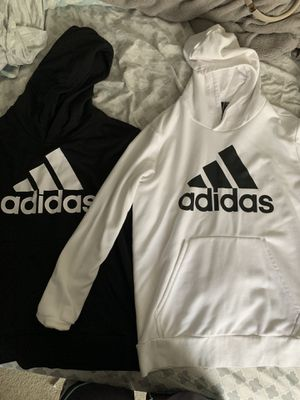 Brand New Adidas Hoodies (LARGE) for Sale in Charlotte, NC