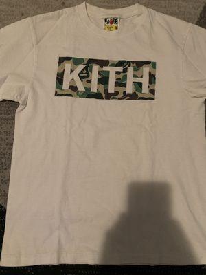 Kith X bape box logo for Sale in Brooklyn, NY