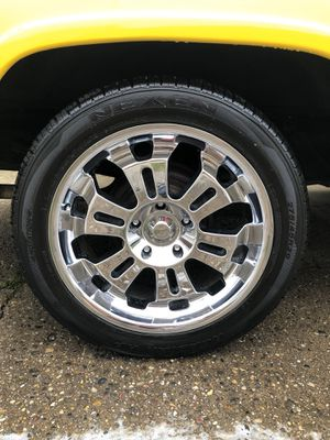 22inch wheels/ Willing to take trades for Sale in Chicago, IL