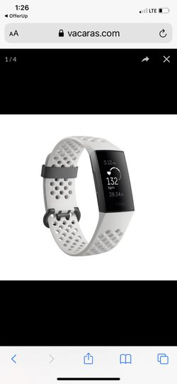 Fitbit Charge 3 Special Edition for Sale in Fort Myers Beach,  FL