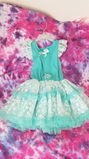 Kids Disney Princess Elsa Dress, Size 4 for Sale in Tumwater, WA