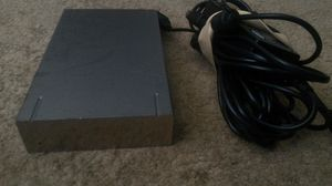500gb laCie external hard drive design by Porsche for Sale in Springfield, MA