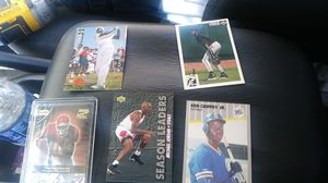 Baseball and Basketball cards for Sale in Wichita, KS