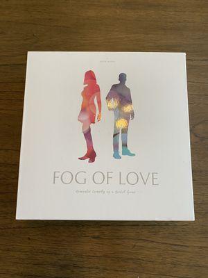 Fog of Love Board Game for Sale in Ashburn, VA