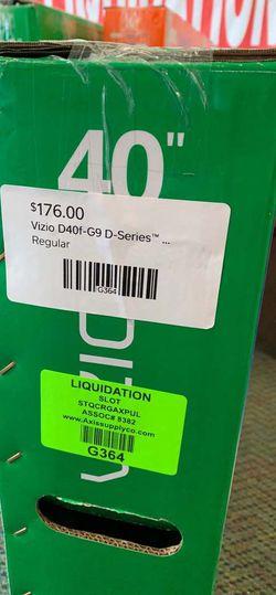 "BRAND NEW VIZIO 40"" tv 3F for Sale in China Spring,  TX"
