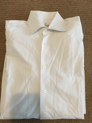 Van laack men dress shirt for Sale in Chicago, IL