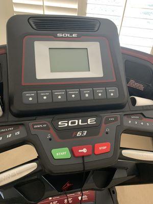 Sole F63 Treadmill for Sale in Fullerton, CA