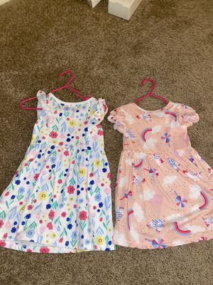 Unicorn and flower baby girl dresses for Sale in El Cajon, CA