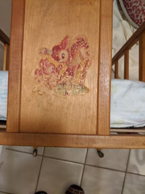 Antique doll bed for Sale in Westminster, CA