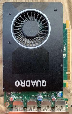 Nvidia Graphics Card Quadro for Sale in Melbourne, FL