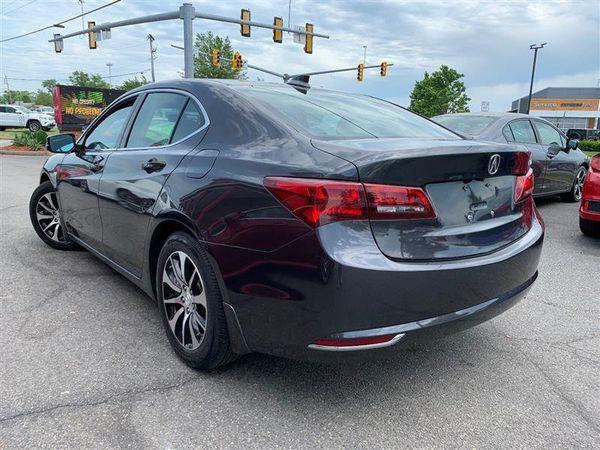 2016 Acura TLX